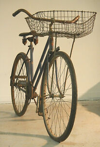 Vintage B.G. Goodrich skip-tooth with basket, fenders S.N: H88970