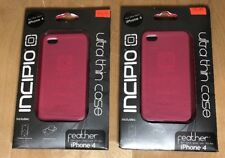 Incipio Feather ultra thin Case iPhone 4S - Translucent Pink ( 1 or 2 lot )