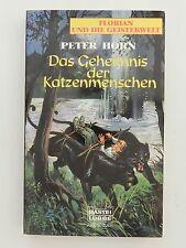 Peter Horn Das Geheimnis der Katzenmenschen Jugendbuch Florian Geisterwelt