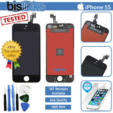 Per iPhone 5 S Nero Completo LCD Display Touch Screen digitalizzatore Assembly sostituzione