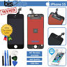 For iPhone 5S Black Full LCD Display Touch Screen Digitizer Assembly Replacement