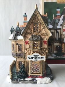 LEMAX Tannenbaum Christmas Shoppe Free UK P+P