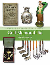 New, Golf Memorabilia (Crowood Collectors' Series), McGimpsey, Kevin, Book
