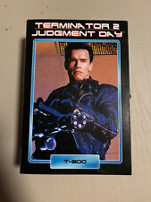 """NECA T-800 Ultimate Deluxe Arnold Terminator 2 Judgment Day 7"""" Action Figure New"""