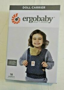 Elgobaby Doll Carrier, Galaxy Blue, NEW