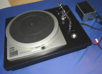 TECHNICS SP25 + Audio Technica ATP 12T Tonarm - TOP HighEnd!!