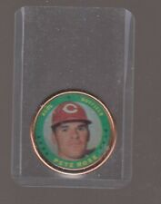 1971 Topps Coins Pete Rose #101   NM+