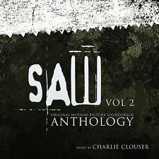 SAW ANTHOLOGY VOLUME 2 (MUSIQUE DE FILM) - CHARLIE CLOUSER (CD)