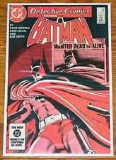 Detective Comics #546 First appearance of Onyx Adams Bird of Prey Movie ?