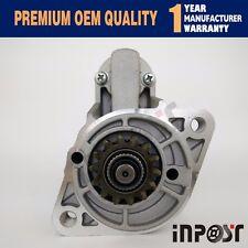 New Starter Motor For Holland Excavator E18B Mitsubishi L3E 30L66-10500 M0T60481
