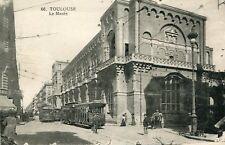 Carte TOULOUSE Le Musée Les tramways
