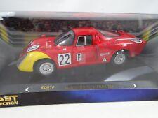 1:18 Ricko #32144 Alfa Romeo 33.2 Series Racing #22 Rojo / Amarillo - Rareza§