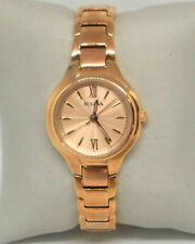 BULOVA ROSE-GOLD STAINLESS STEEL CLASSIC LADIES WATCH 97L151 $275.00