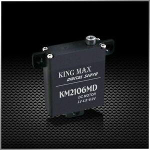 KingMax 21g 5.8kg.cm METAL GEARED WING SERVO FOR RC PLANES