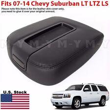 2007-2014 Chevy Suburban 1500 2500 LT LTZ LS Z71 Console Armrest Lid Cover