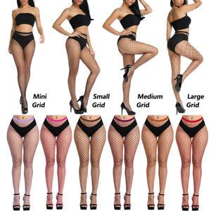 Fishnet Stockings Fishnet Tights Thigh High Stocking Pantyhose High Waist Tights