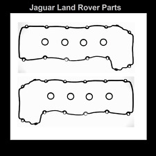 Jaguar XK8 S-Type 4.0L V8 Cam Cover Gasket Set Kit - AJ88400 AJ88285 AJ87206 x8
