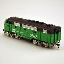 HO TRAIN  B&N  BURLINGTON  NORTHERN EMD  F-3 A  LOCO DCC / SOUND  B&N EMD F-3 A