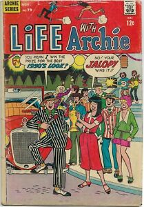 Life With Archie #79 - VG/Fine