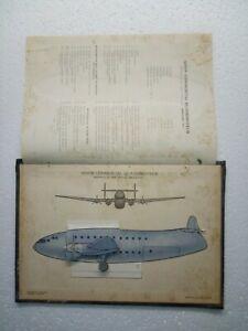 Avion Breguet 761  Vues éclatées