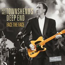 PETE TOWNSHEND'S DEEP END (feat.David Gilmour) Face the Face DVD+CD NEW .cp