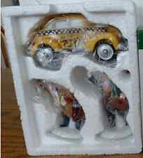 Dep 56 - Christmas in the city (Accessories) - Hailing A Cab Set of 3 - #58961