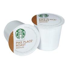 Starbucks Pike Place Roast Coffee 96 count K Cup  Keurig K-Cup Brewers FRESH