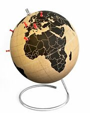 Cork World Globe 25cm