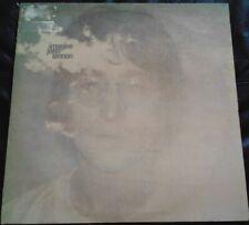 John Lennon - Imagine LP - UK issue - Apple PAS 10004 - VG - selling more vinyl