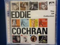 EDDIE. COCHRAN.      E P. COLLECTION        SEE FOR MILES COMPACT DISC