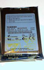 TOSHIBA HARD DRIVE - HDD1F07 - P/N # MK2529GSG