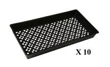 10 Pack Mesh Tray 10 X 20 Flat Tray Insert Propagation Save $ W/ Bay Hydro $