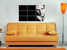 """PETER STEELE LARGE 35""""X25"""" INCH MOSAIC WALL POSTER TYPE O NEGATIVE"""