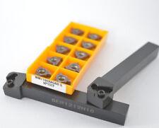 2× SER1212 + 16ER AG60-S VP15TF alloy Carbide Inserts external threading inserts