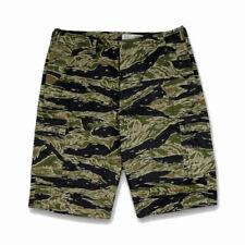 Vietnam War US Tiger Tabby Camouflage TCU Shorts 36R-0881