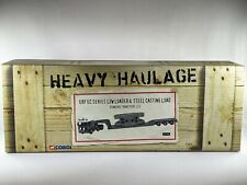 Corgi Heavy Haulage 1:50 Bowring ERF EC Series Low Loader & Casting CC11909 NEW