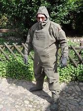 Schutzbekleidung Bundeswehr Sandstrahlanzug Jacke Hose Handschuhe Stiefel 56/58