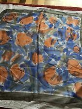 Jaeger vintage silk scarve very good condition