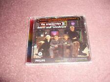 The Cranberries Doors & Windows RARE OOP 1995 CD/CD Rom MINT