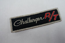 New Collectable Vintage Challenger RT Patch.