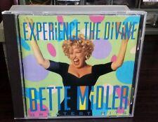 Bette Midler Greatest Hits US Edition 1993 Atlantic CD