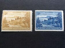 Norfolk Island, QEII, 1959, 2s. deep blue value, SG 12a Minh Cat £16. & SG12