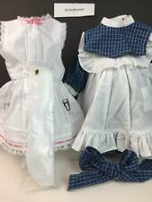 American Girl Samantha Lot~Lacy Whites/Stockings & Play Dress/Outfit~Pleasant Co