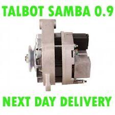 TALBOT SAMBA 0.9 1.1 1.2 1.4 1981 1982 1983 1984 1985 1986 RMFD ALTERNATOR