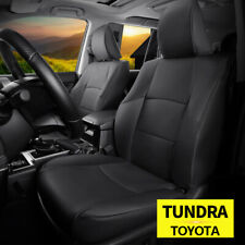 5 Seat Covers For 2007 2013 Toyota Tundra Auto Car Seat Cover Leather Cushion