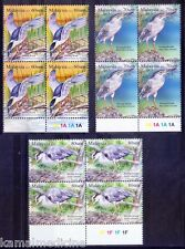 Malaysia MNH 3v in Blk Colour Guide, Water Birds, Herons - H92