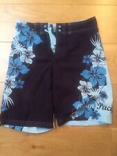 Ocean Pacific board shorts boys 11-12 years (used)