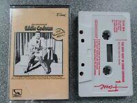 EDDIE COCHRAN - THE VERY BEST OF - CASSETTE TAPE ALBUM