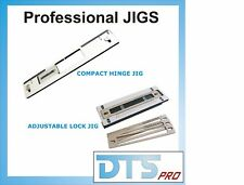 Compact Hinge Jig and Lock Jig PC - SET