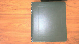 GAMBIA COLLECTION IN SCOTT SPECIALTY ALBUM, MINT/USED